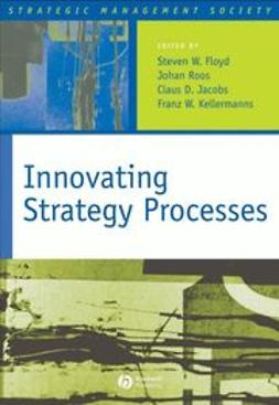 Floyd, Steven W. - Innovating Strategy Processes, ebook