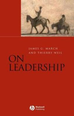 March, James - On Leadership, ebook