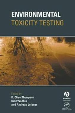 Thompson, Clive - Environmental Toxicity Testing, ebook