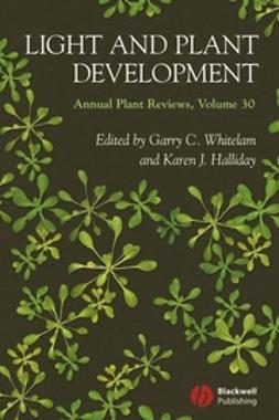 Halliday, Karen J. - Annual Plant Reviews, Light and Plant Development, ebook