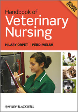 Orpet, Hilary - Handbook of Veterinary Nursing, ebook