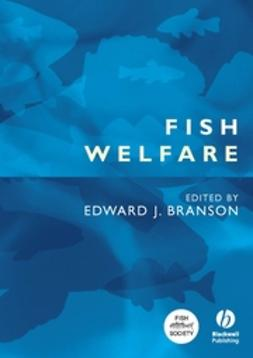 Branson, Edward - Fish Welfare, ebook
