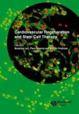 Anversa, Piero - Cardiovascular Regeneration and Stem Cell Therapy, ebook