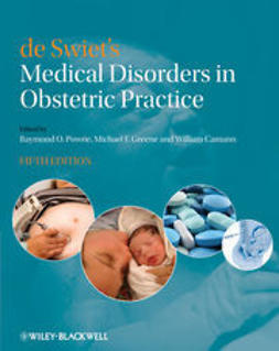 Powrie, Raymond - de Swiet's Medical Disorders in Obstetric Practice, ebook