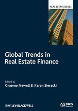 Newell, Graeme - Global Trends in Real Estate Finance, ebook