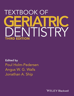 Holm-Pedersen, Poul - Textbook of Geriatric Dentistry, e-bok