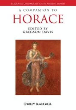 Davis, Gregson - A Companion to Horace, ebook