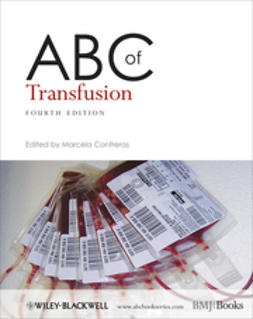 Contreras, Marcela - ABC of Transfusion, e-kirja