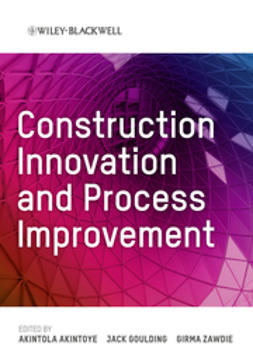 Akintoye, Akintola - Construction Innovation and Process Improvement, e-bok