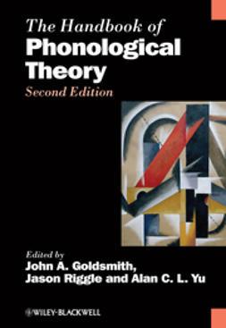 Goldsmith, John A. - The Handbook of Phonological Theory, e-kirja