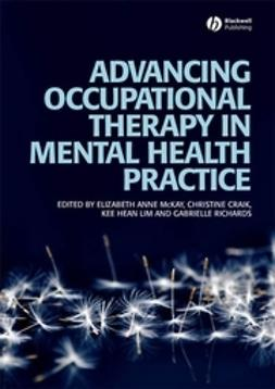 Craik, Christine - Advancing Occupational Therapy in Mental Health Practice, ebook