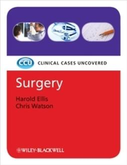 Ellis, Harold - Surgery, eTextbook: Clinical Cases Uncovered, ebook