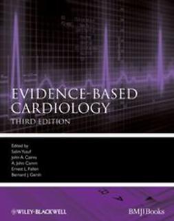 Yusuf, Salim - Evidence-Based Cardiology, ebook