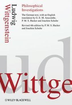 Wittgenstein, Ludwig - Philosophical Investigations, ebook