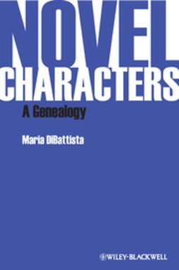 DiBattista, Maria - Novel Characters: A Genealogy, ebook