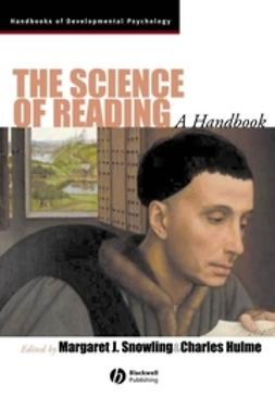 Hulme, Charles - The Science of Reading: A Handbook, e-bok
