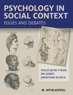 Elcock, Jonathan - Psychology in Social Context: Issues and Debates, ebook
