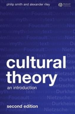 Smith, Philip - Cultural Theory: An Introduction, e-bok