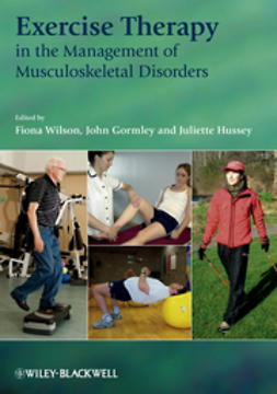 Wilson-O'Toole, Fiona - Exercise Therapy in the Management of Musculoskeletal Disorders, ebook
