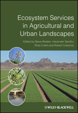 Wratten, Stephen - Ecosystem Services in Agricultural and Urban Landscapes, ebook