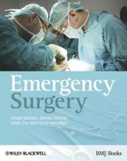 Brooks, Adam - Emergency Surgery, ebook