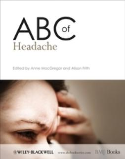 Frith, Alison - ABC of Headache, ebook