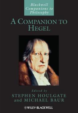 Baur, Michael - A Companion to Hegel, e-kirja