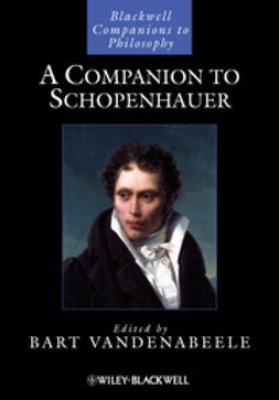 Vandenabeele, Bart - A Companion to Schopenhauer, ebook