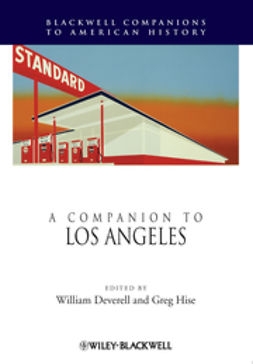 Deverell, William - A Companion to Los Angeles, ebook