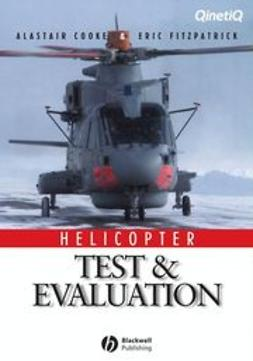 Cooke, Alastair - Helicopter Test and Evaluation, ebook