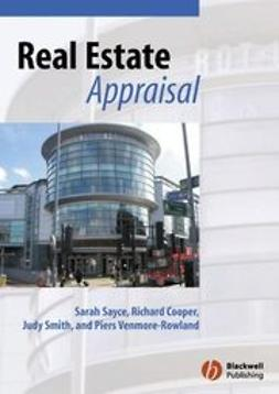 Cooper, Richard - Real Estate Appraisal: From Value to Worth, ebook