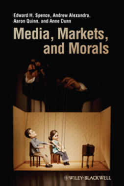 Alexandra, Andrew - Media, Markets, and Morals, ebook