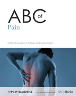 Colvin, Lesley A. - ABC of Pain, ebook
