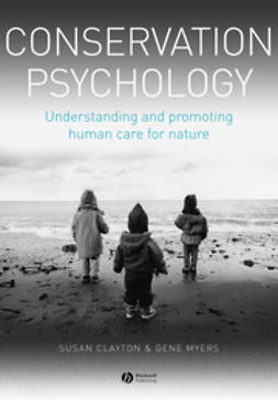 Clayton, Susan - Conservation Psychology: Understanding and promoting human care for nature, ebook