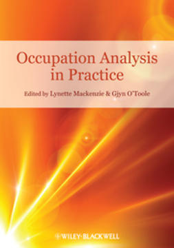 Mackenzie, Lynette - Occupation Analysis in Practice, ebook