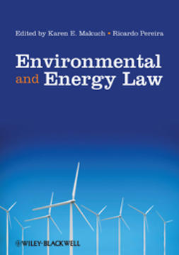 Pereira, Ricardo - Environmental and Energy Law, ebook