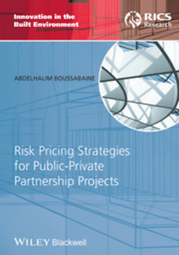 Boussabaine, Abdelhalim - Risk Pricing Strategies for Public-Private Partnership Projects, ebook