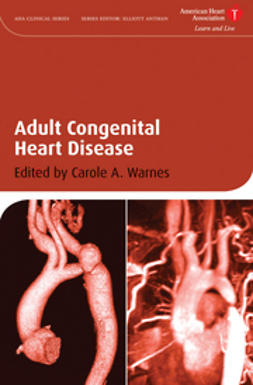 Warnes, Carole A. - Adult Congenital Heart Disease, ebook