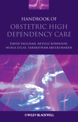 Vaughan, David - Handbook of Obstetric High Dependency Care, ebook