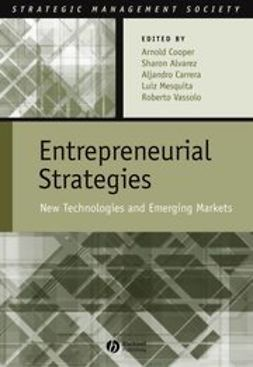 Cooper, Arnold - Entrepreneurial Strategies: New Technologies in Emerging Markets, ebook