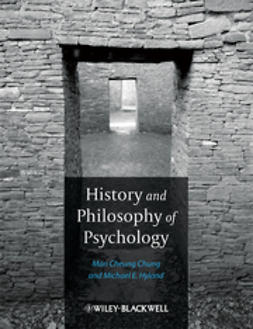Chung, Man Cheung - History and Philosophy of Psychology, ebook