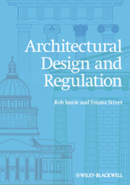 Imrie, Rob - Architectural Design and Regulation, ebook