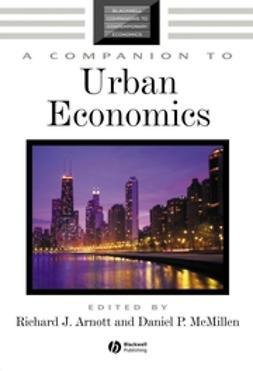 Arnott, Richard J. - A Companion to Urban Economics, ebook