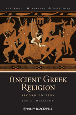 Mikalson, Jon D. - Ancient Greek Religion, ebook