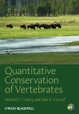 Conroy, Michael J. - Quantitative Conservation of Vertebrates, ebook