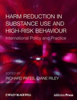 Pates, Richard - Harm Reduction in Substance Use and High-Risk Behaviour, ebook