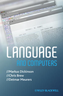 Brew, Chris - Language and Computers, ebook