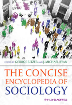 Ritzer, George - The Concise Encyclopedia of Sociology, ebook