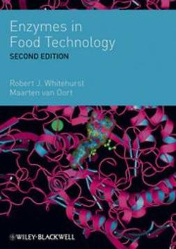 Whitehurst, Robert J. - Enzymes in Food Technology, e-kirja