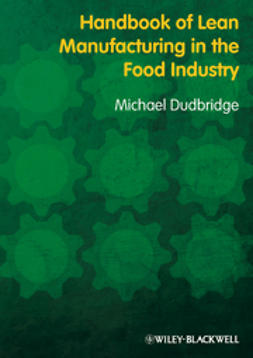Dudbridge, Michael - Lean Manufacturing in the Food Industry, e-kirja